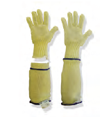 Cut-resistant-glove-and-arm-guard