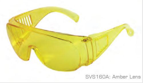SVS160A-Amber-Lens