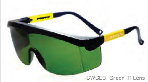 SWGE3-Green-IR-Lens